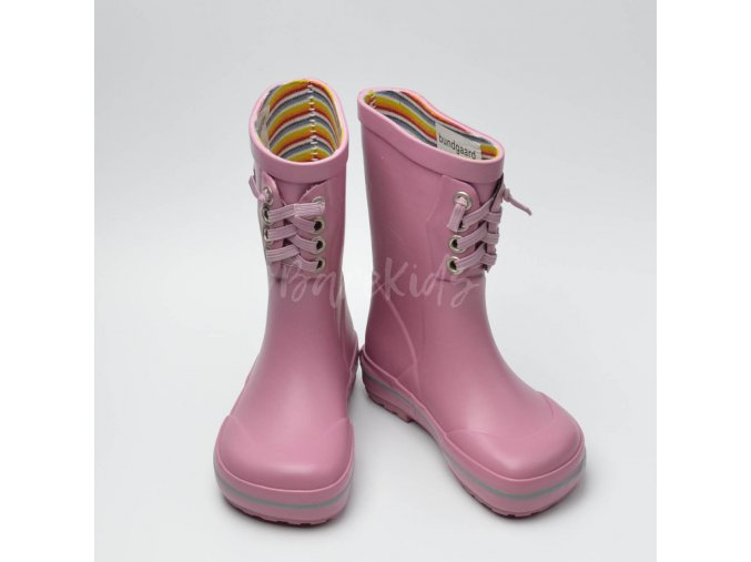 BUNDGAARD CLASSIC RUBBER BOOTS OLD ROSE