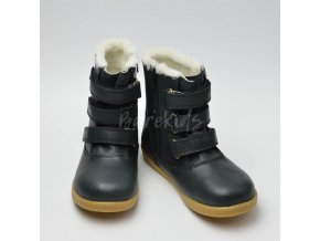 BOBUX ASPEN BOOT BLACK - KID+