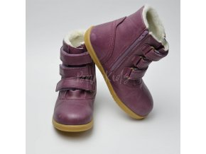 BOBUX ASPEN BOOT PLUM - KID+