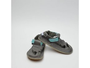 BABY BARE SHOES IO BLUE BEETLE - TS