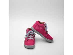 FILII GECKO LACES VELOURS PINK M