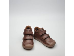 BUNDGAARD THE WALK VELCRO BROWN