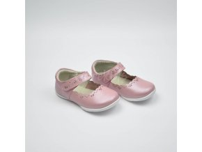 LIVIE & LUCA LILY ROSE SHIMMER - LEATHER
