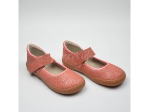 LIVIE & LUCA GEMMA CORAL SPARKLE - LEATHER