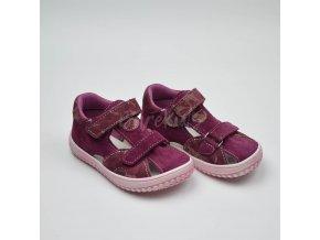 13116 jonap b8 detske barefoot sandale vinove