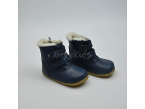 BOBUX ASPEN BOOT NAVY - STEP UP