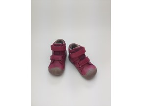 BUNDGAARD WALK VELCRO TEX ROSEWINE