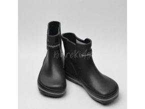 BUNDGAARD CLASSIC SHORT RUBBER BOOTS BLACK