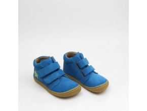 FILII CHAMELEON VELOURS ELECTRIC BLUE VELCRO M