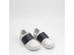 BOBUX BOSTON WHITE + NAVY - I WALK