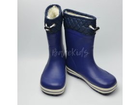 BUNDGAARD SAILOR RUBBER BOOTS WARM MARINE