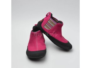 SOLE RUNNER PORTIA FUXIA/BLACK