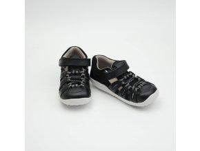 BOBUX SUMMIT BLACK + CHARCOAL - STEP UP