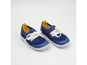 BOBUX PLAY KNIT BLUEBERRY YELLOW - STEP UP
