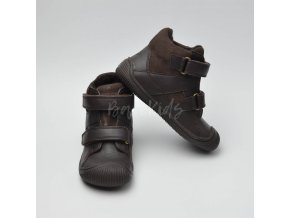BUNDGAARD WALK VECLRO TEX DARK BROWN