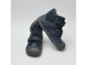 BUNDGAARD WALK VELCRO TEX ATLANTIC BLUE