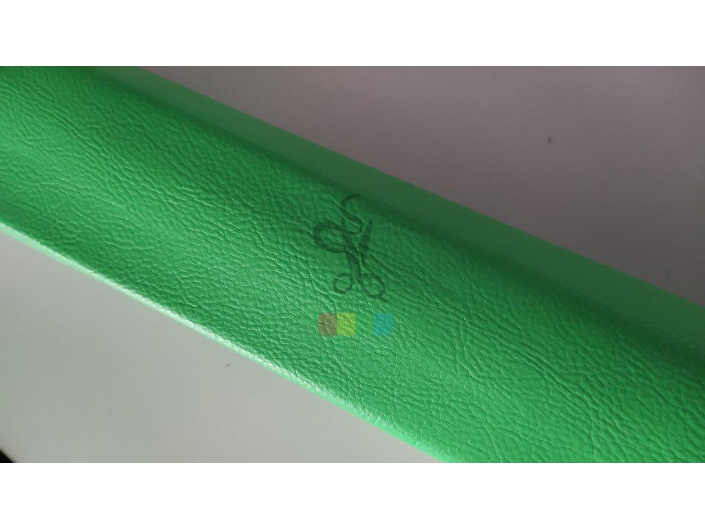 koženka neonově zelená
