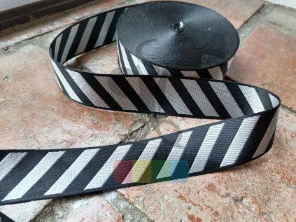 popruh - šíře 4 cm, více barev