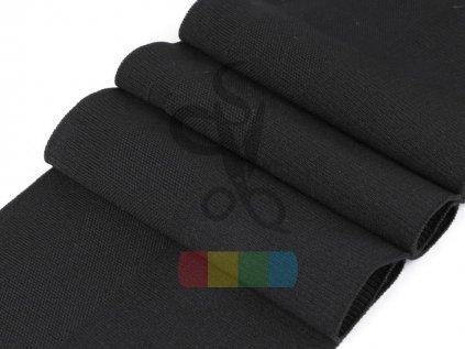 elastický náplet s tunýlkem - různé barvy