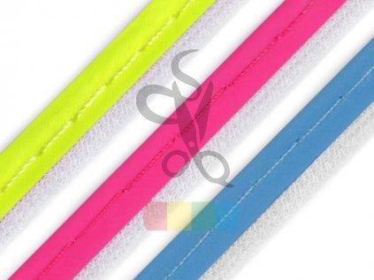 paspulka 8 mm - více barev