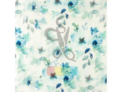 (Blue Flower)
