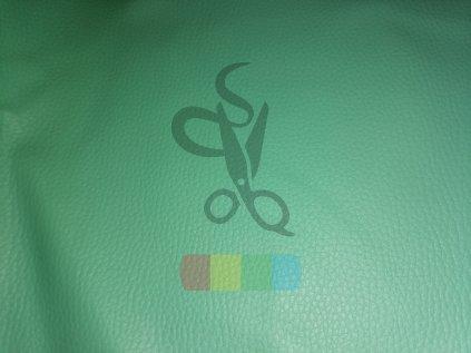 koženka - zelená