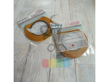 oboustranná lepicí páska STYLEFIX