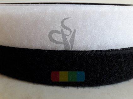 suchý zip - 30 mm - více barev