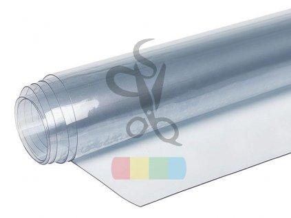 folia pcv transparentna przezroczysta 015 mm