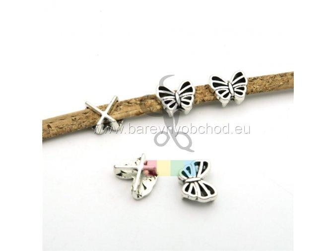 motýlek pro kulatou šňůru 3 mm