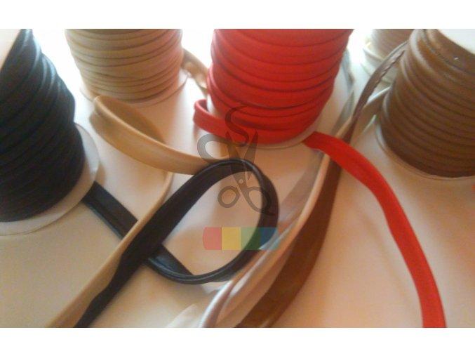 paspulka z umělé kůže - různé barvy