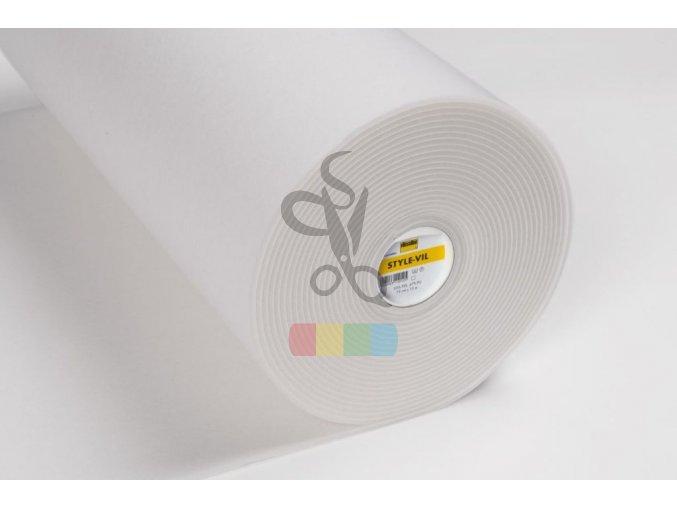 Style-vil, pěnová výztuha, šíře 72 cm, barva bílá