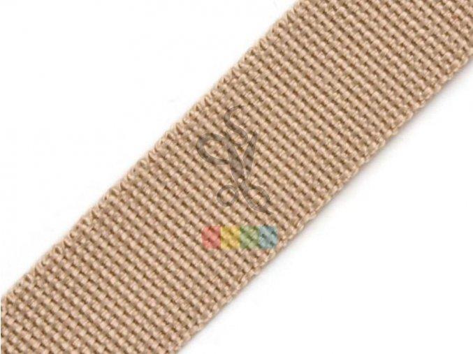 polypropylenový popruh - šíře 4 cm, více barev