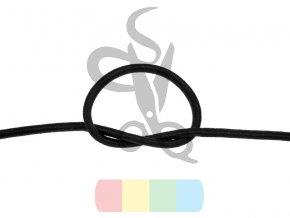gumosznurek 3 mm czarny 580 poliestrowy 100 mb (1)