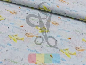 Percale Airplane 2