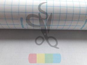 samolepicí vlizelín na vyšívání - filmoplast - šířka 20 cm