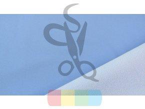 softshell modrý