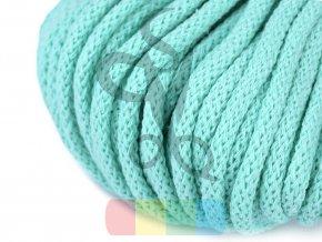 bavlněná šnůra s výplní - více barev