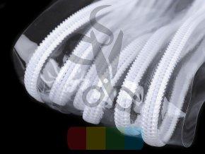 zip spirálový transparentní 7 mm
