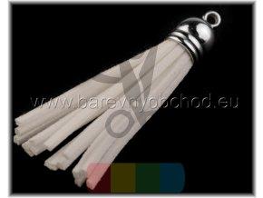 střapec 55 mm - více barev