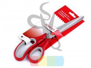 Nůžky krejčovské Marlen s mikrozoubky 25 cm