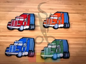 nažehlovačka - kamion