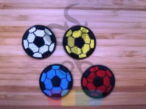 nažehlovačka - fotbalový míč malý