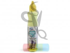 ABS gumový protiskluz bodový 88 ml - žlutý