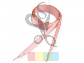 saténové tkaničky 110 cm - více barev
