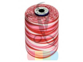 polyesterová nit VIGA 80 - 5000 m - červenorůžová