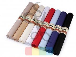 vyšívací tkanina Kanava - 50 cm (54 oček) - více barev