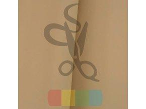 Ekoskora kaletnicza kolor bezowy ciemny matowy