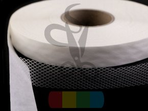 fixační mřížka zažehlovací 20 mm