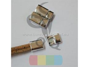 magnetické zapínání dvojité pro 3 mm šňůru